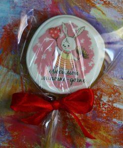Имбирное печенье Лапочке-дочке